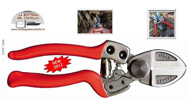 falket 2012  Falket Forbice per potatura a doppia lama | La bottega del coltello