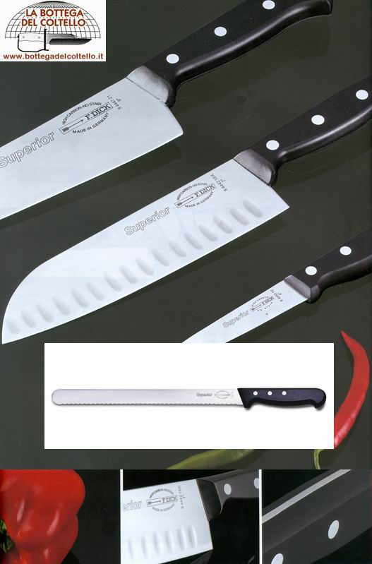 Dick Bread knife cm 30 blade lenght