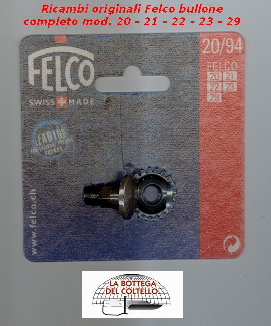 Bolt for Felco 20 pruning shears