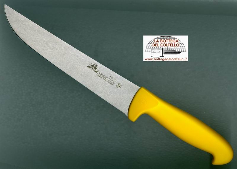 due cigni 410-20 Slicing knife