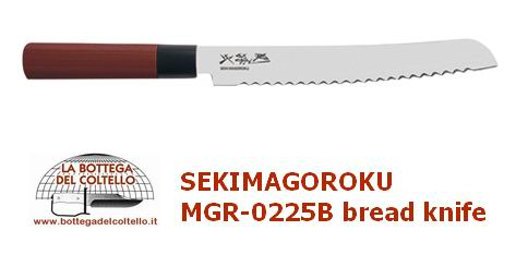 Kai Japan Coltello per pane lama cm 22,5