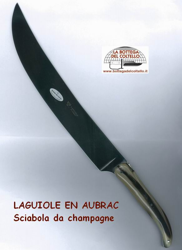 Laguiole Saber for champagne