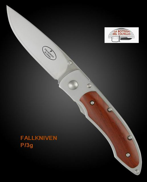 Folding knife Fallkniven P3G