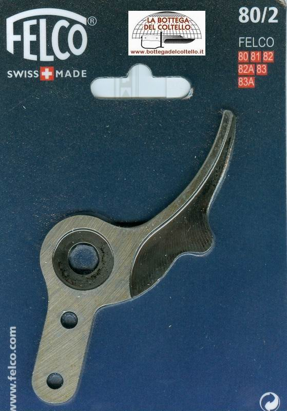 80/2 Anvil blade for Felco 80/81/82/82a/83/83a