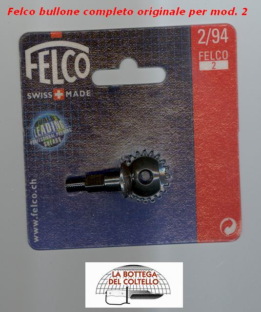 Bolt for Felco 2 pruning shears