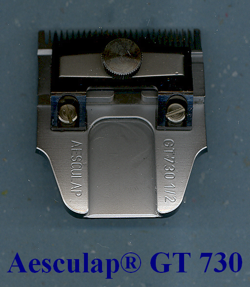 Aesculap Hair Cutter Head GT 730