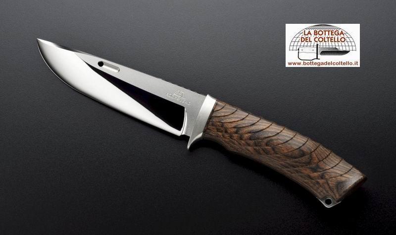 Coltello da collezione rockstead kon la bottega del coltello - Coltelli da tavola lama liscia ...