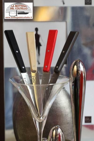 Esprit loft 4 coltelli da tavola 125 la bottega del coltello for Coltelli da tavola opinel