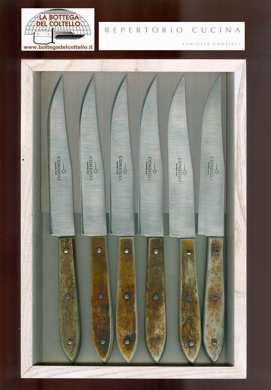 La bottega del coltello - Coltelli da tavola tramontina ...