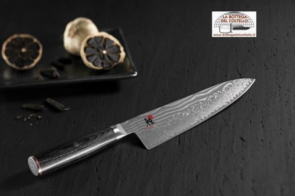 Coltello da cucina miyabi 5000 fcd zwilling la bottega - Coltello da cucina ...