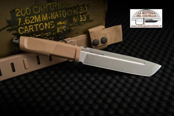 Giant Mamba Desert Tactical knife