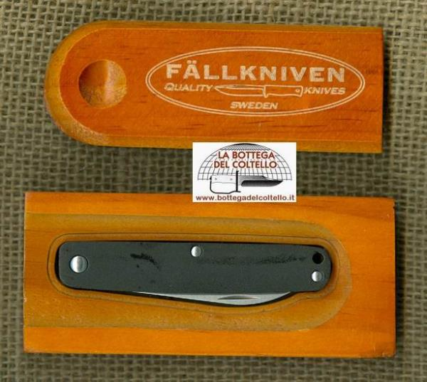 Pen-knife Fallkniven LTC black