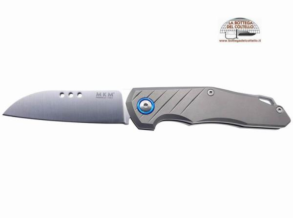 Made in Italy Coltello Root Titanio