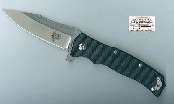 Maserin Reactor Tactical knife G10N