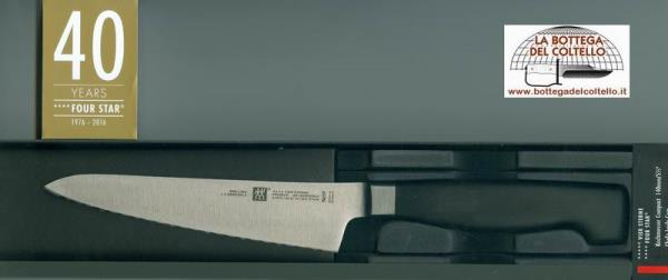 Coltello seghettato Zwilling Four Star