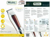 Detailer professional corded trimmer