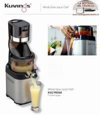 Filtro Slow Juicer Mondial : Estrattore professionale Filtro base La bottega del coltello