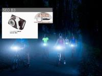 Led Lenser Bike lamp SEO B3 white