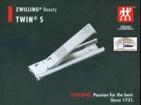 Nail clippers Twin's Zwilling
